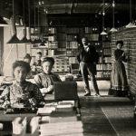 La historia del Mundaneum, el Google de papel de 1910
