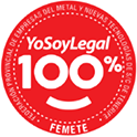 YO SOY LEGAL 100%