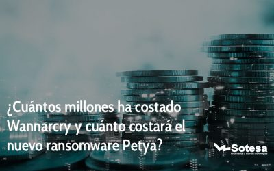 ¿Cuántos millones ha costado WannaCry y cuánto costará el nuevo ransomware Petya?