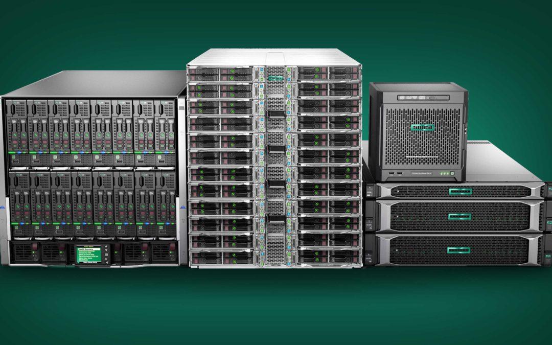 HP: Los servidores más seguros del mundo